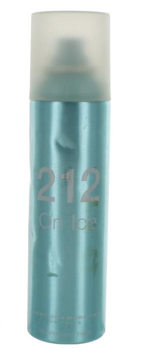 212 On Ice By Carolina Herrera For Women Hydrating Body Free Palm
