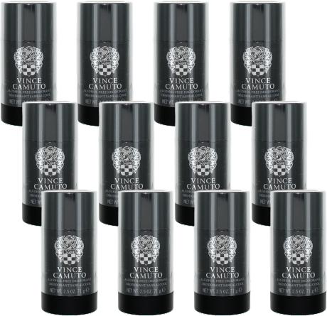 Vince Camuto (M) Deodorant 2.5oz - 12PK