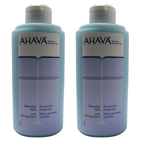 Image of Ahava (W) Cleansing Milk 8.5oz NIB 2 PK