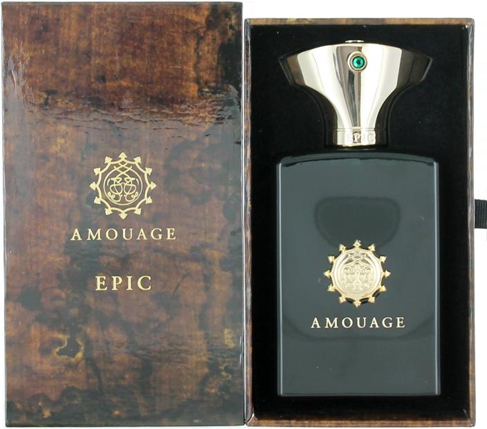Amouage Epic (M) EDP Spray 1.7oz NIB