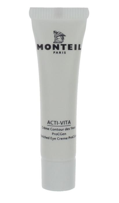 Monteil Acti-Vita (W) Enriched Eye Creme ProCGen .17oz UB