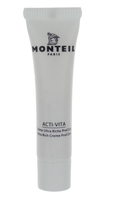 Monteil Acti-Vita (W) Ultra Rich Creme ProCGen .17oz UB