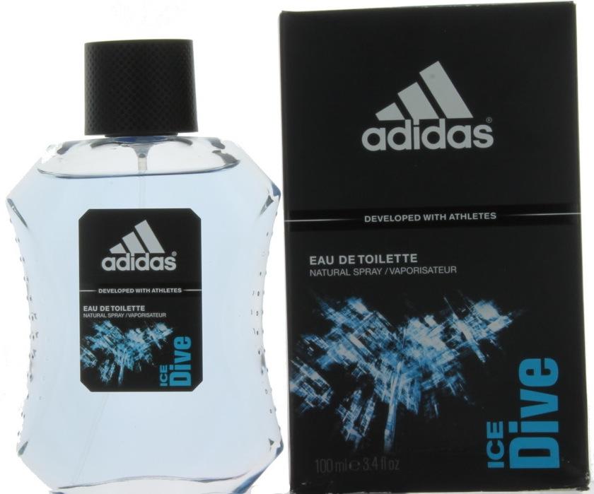 Image of Adidas Ice Dive (M) EDT Spray 3.4oz DB