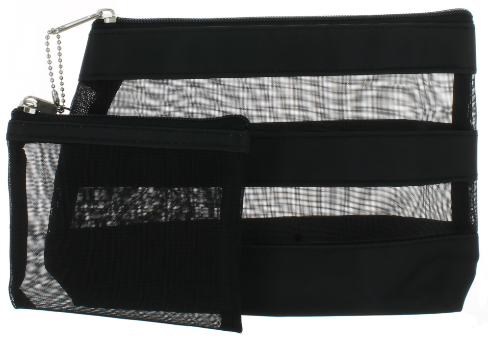 Image of Adrien Arpel (W) Toiletry Bag + Makeup Bag