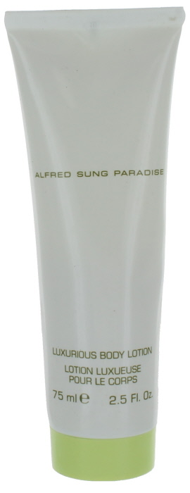 Image of Alfred Sung Paradise (W) Body Lotion 2.5oz