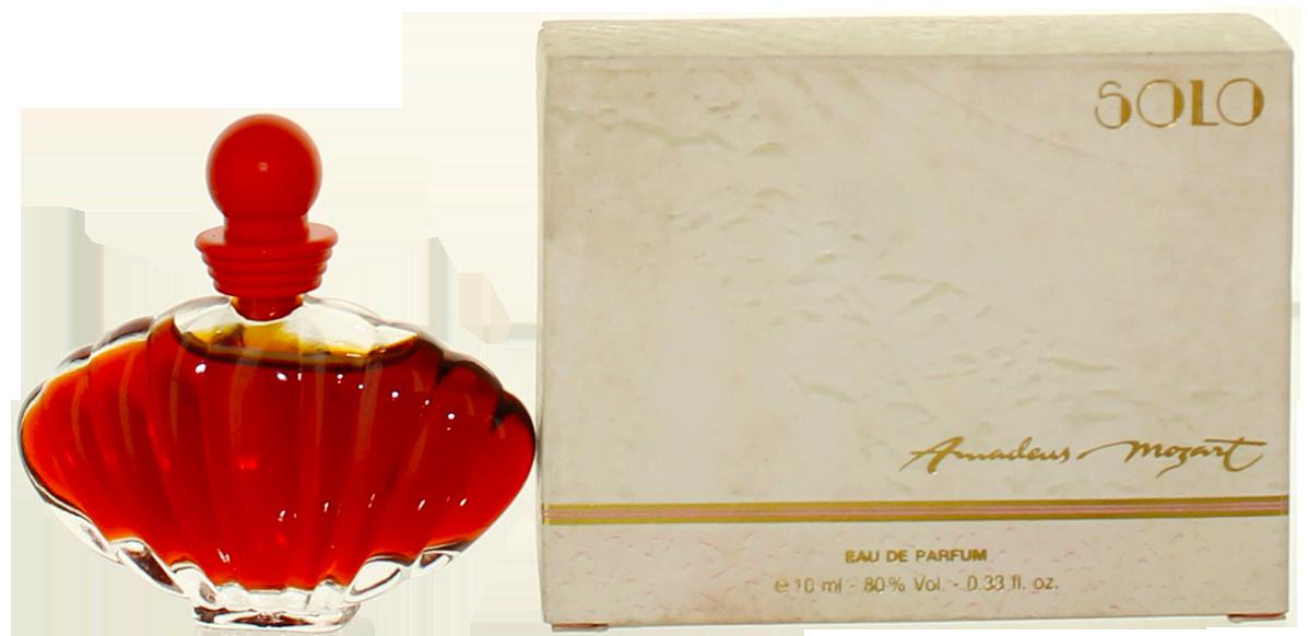 Image of Amadeus Mozart Solo (W) Mini EDP Spray 0.33oz SW
