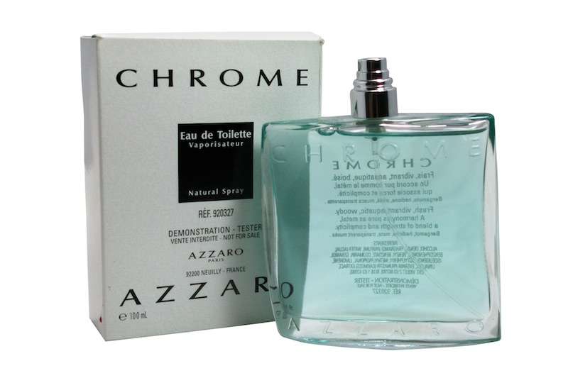 Palm beach perfumes for Chrome azzaro perfume