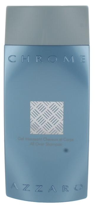 Azzaro Chrome (M) All Over Shampoo 6.8oz UB