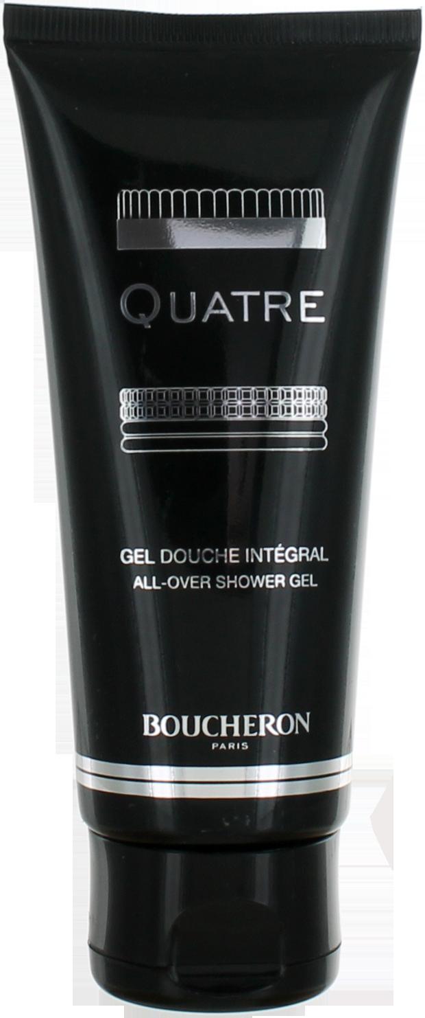 Boucheron Quatre (M) Shower Gel 3.3oz