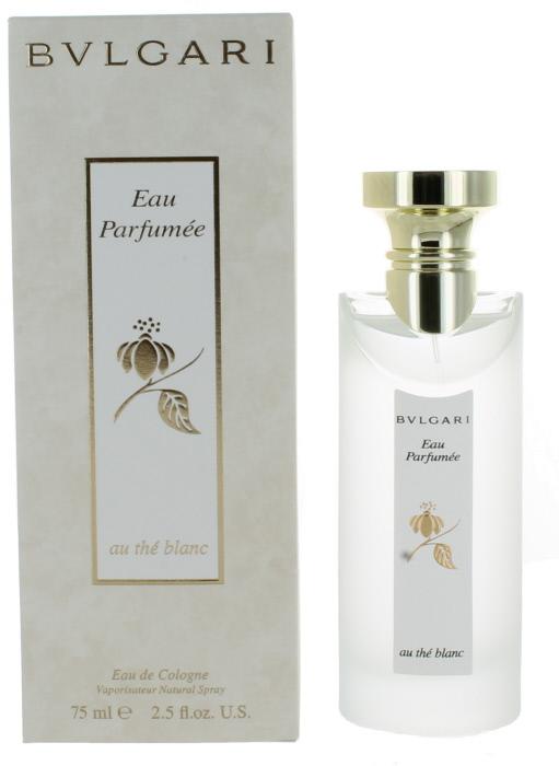 eau parfumee au the blanc by bvlgari unisex edc cologne. Black Bedroom Furniture Sets. Home Design Ideas
