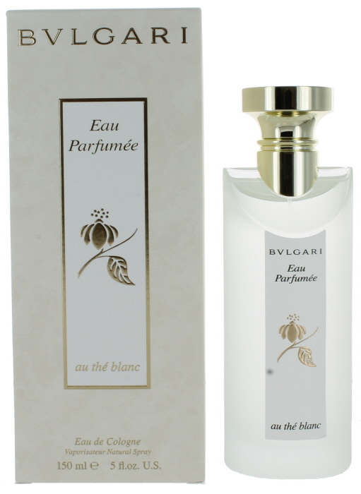 59c23aacb00 Eau Parfumee Au the Blanc by Bvlgari for Women EDC Perfume Spray 5oz ...