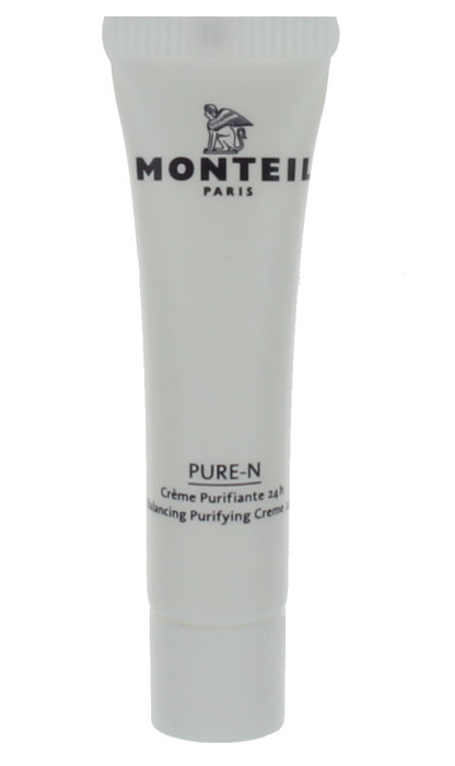Monteil Pure-N (W) Balancing Purifying Creme 24h .17oz UB