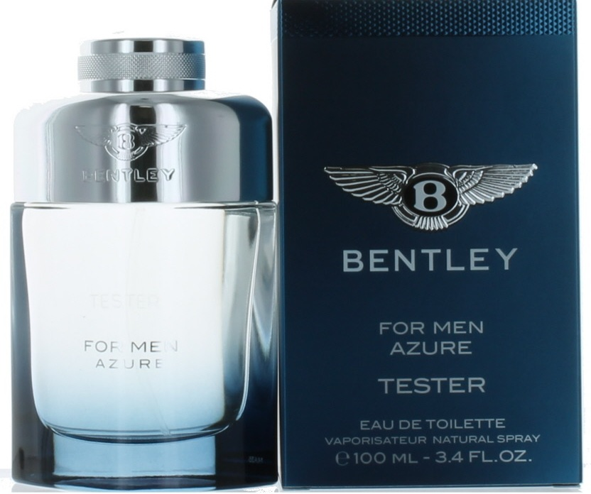 Bentley Azure By Bentley For Men EDT Cologne Spray 3.4 Oz