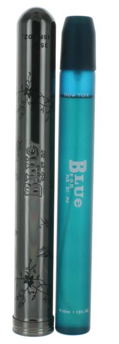 Private Label Blue (M) EDT Spray 1.15oz NIB