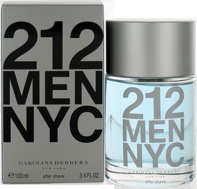Carolina Herrera 212 Men NYC (M) ASL Splash 3.4oz NIB