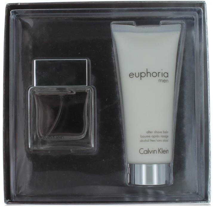 Calvin Klein Euphoria (M) Set - EDT 1oz + ASB 3.4oz NIB