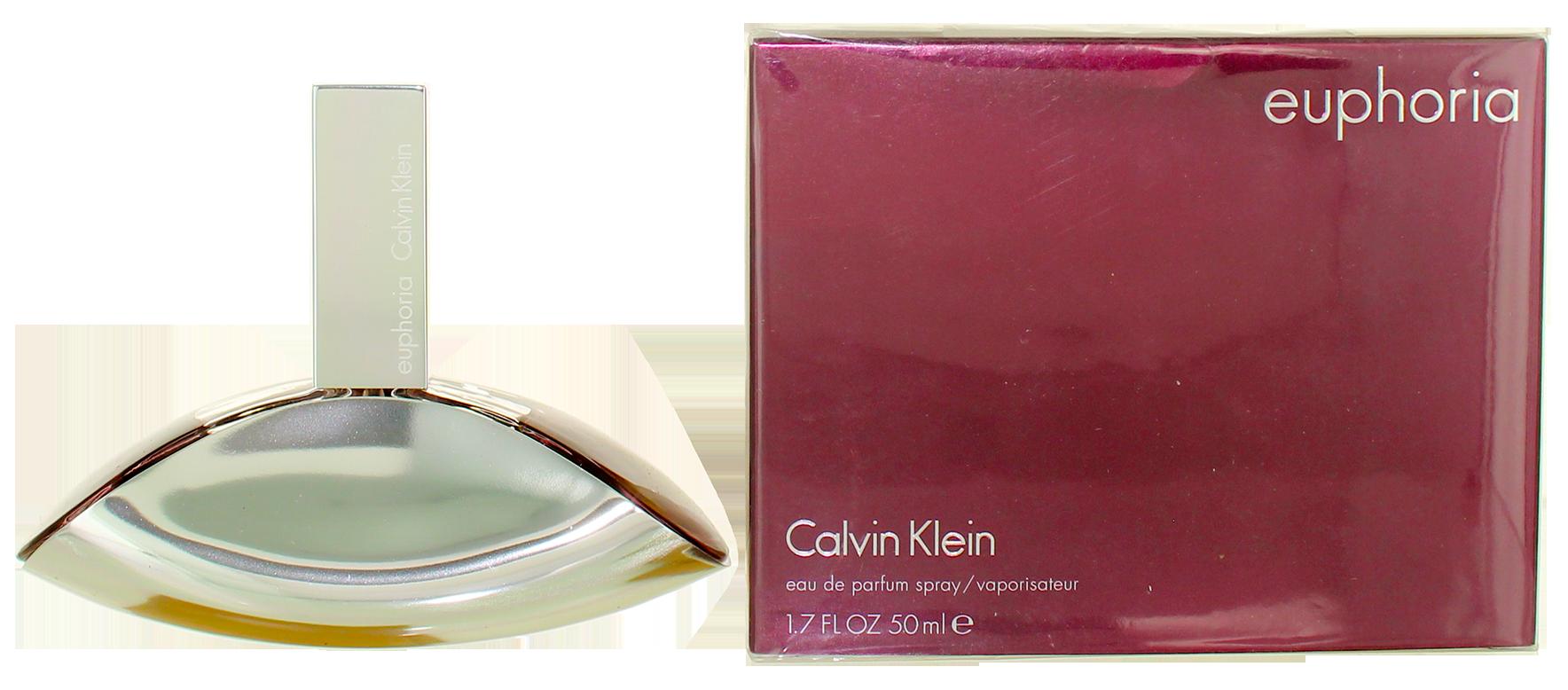 Calvin Klein Euphoria (W) EDP Spray 1.7oz NIB