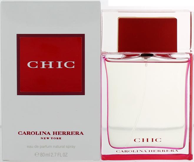 Carolina Herrera Chic (W) EDP Spray 2.7oz NIB