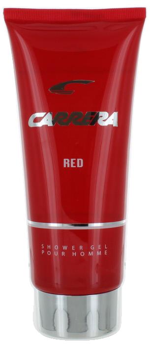 Carrera Red (M) Shower Gel  6.8oz