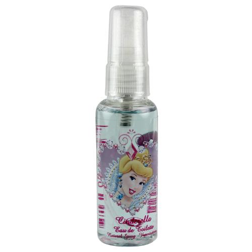 Disney's Cinderella #6 (girls) EDT Spray 1.7oz Tester