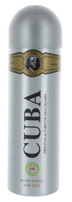 Cuba Paris (M) Body Spray 6.8oz UB