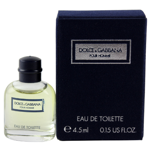 d g pour homme by dolce gabbana miniature eau de toilette splash beach perfumes. Black Bedroom Furniture Sets. Home Design Ideas