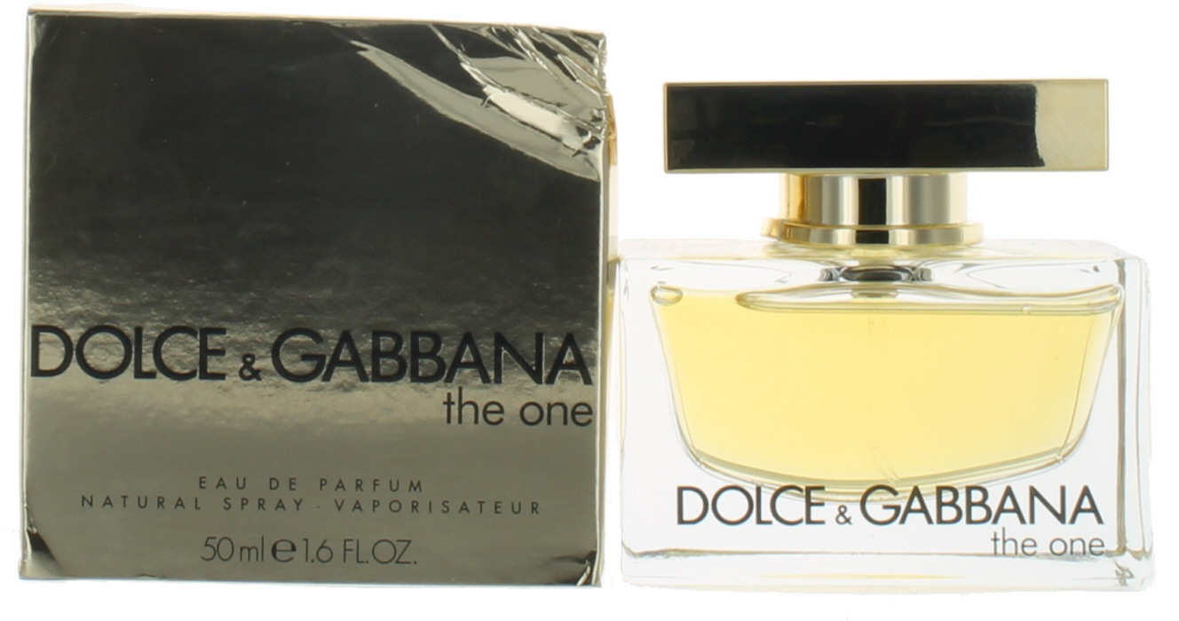 73c632618d The One by Dolce & Gabbana for Women EDP Perfume Spray 1.6 oz ...