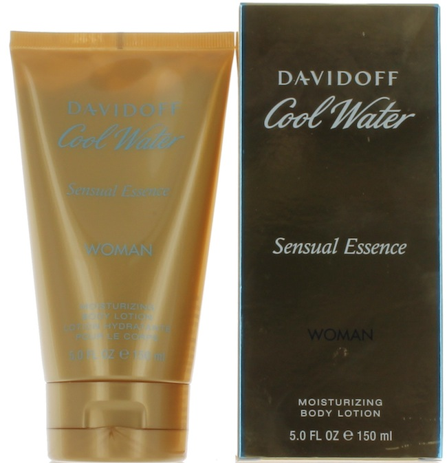 Cool Water Sensual Essence by Davidoff for Women Body Lotion-Palm Beach Perfumes