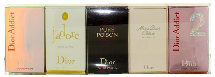 Christian Dior Palm Beach Perfumes