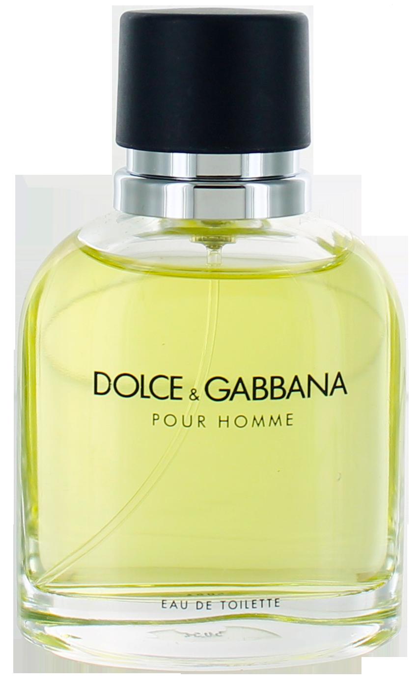 Dolce & Gabbana Pour Homme For Men EDT Spray 2.5oz Unboxed ...