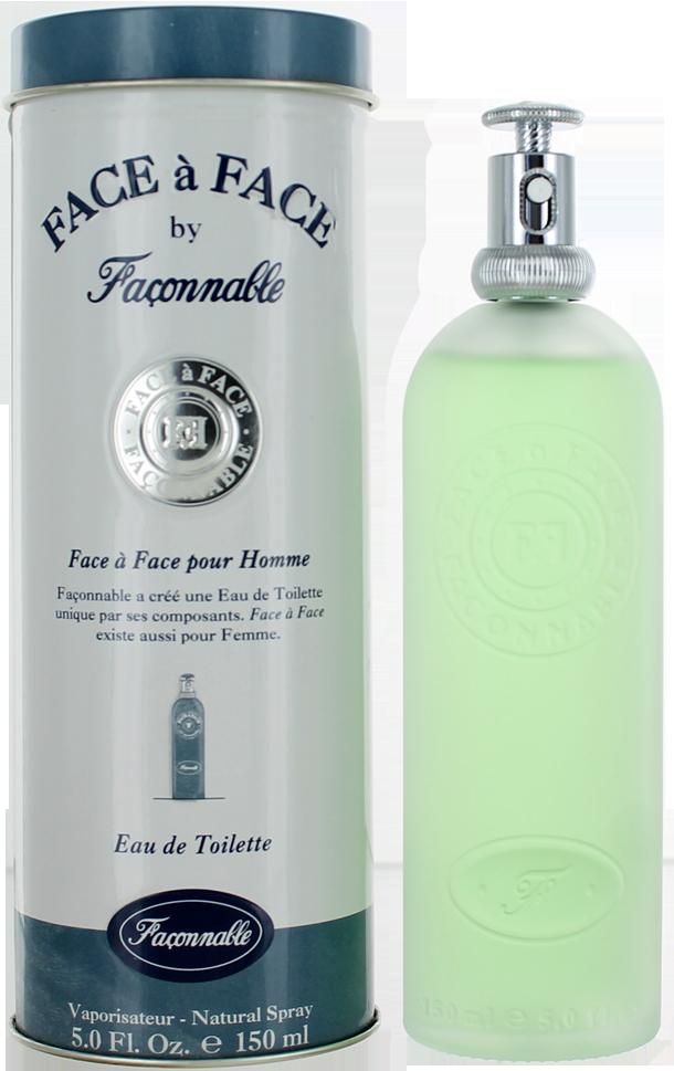 Faconnable Face a Face (M) EDT Spray 5oz NIB