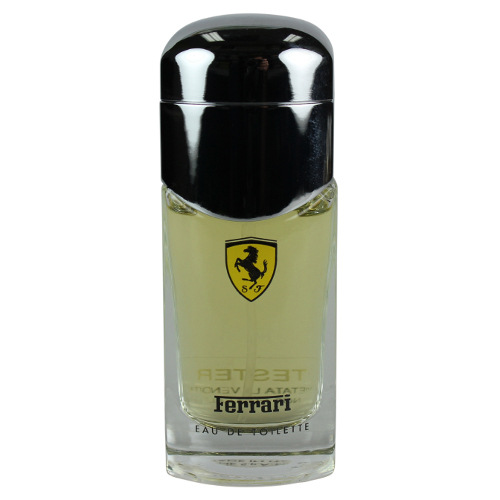 Ferrari RED (M) EDT SPRAY 1oz TESTER