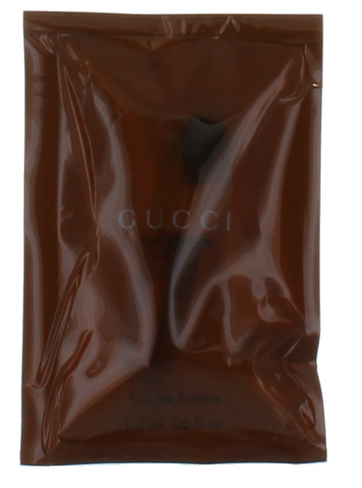 Gucci Pour Homme (M) EDT Vial 0.06oz NIB