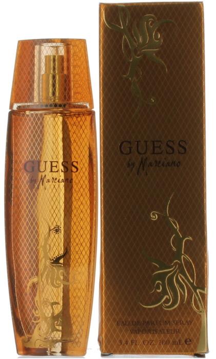 Amazoncom  Guess Eau de Parfum Spray for Women 25