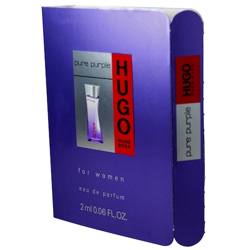 Hugo Boss Hugo Pure Purple (W) Vial