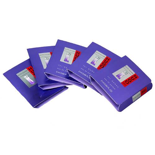 Hugo Boss Hugo Pure Purple (W) Vial - 5 Pack