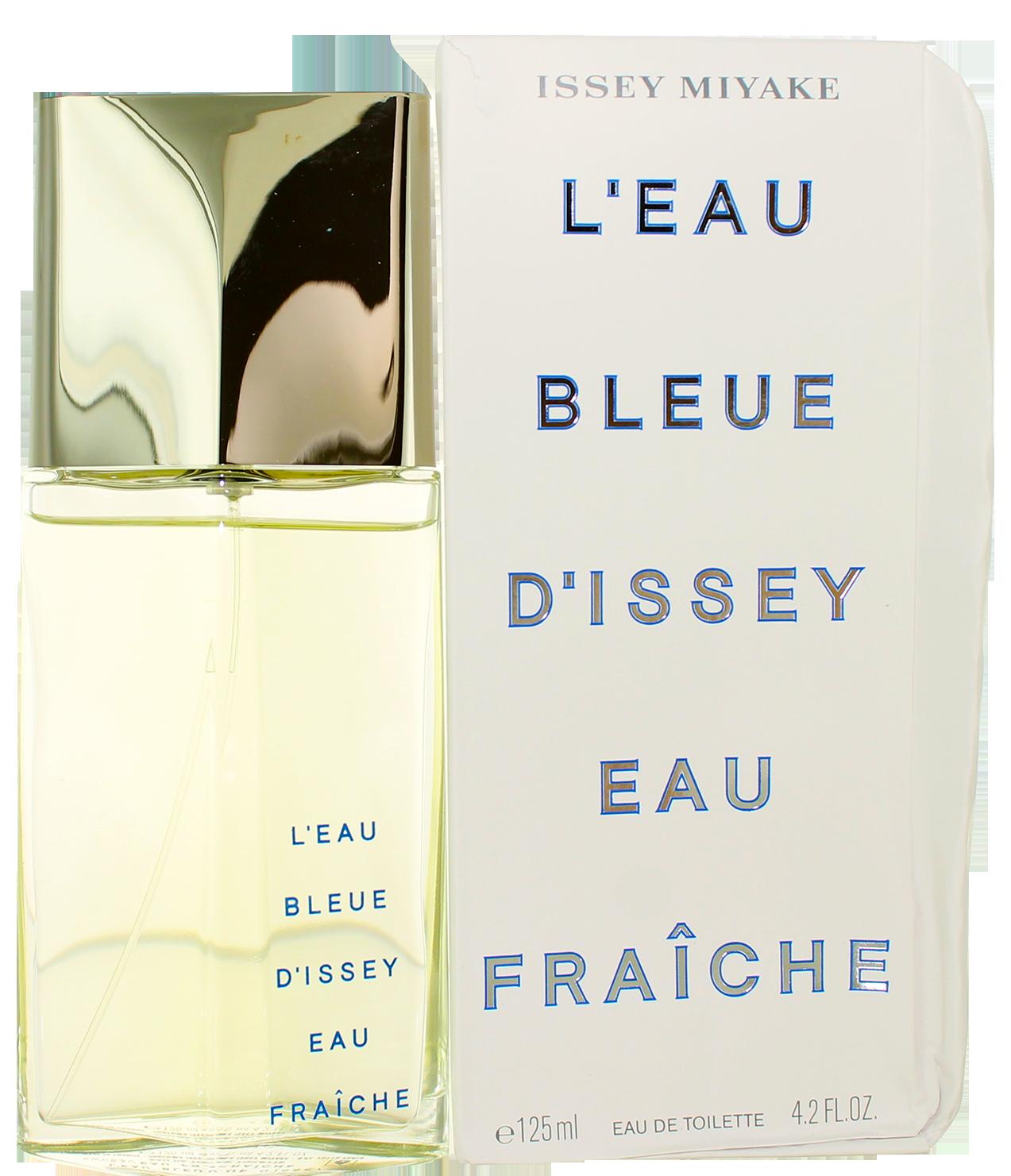 Image of Issey Miyake L'eau D'issey B. Eau Fraiche (M) EDT 4.2oz DB