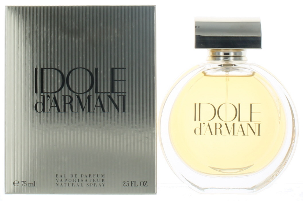 Armani Idole By Giorgio Armani For Women Edp Perfume Spray 2 Palm