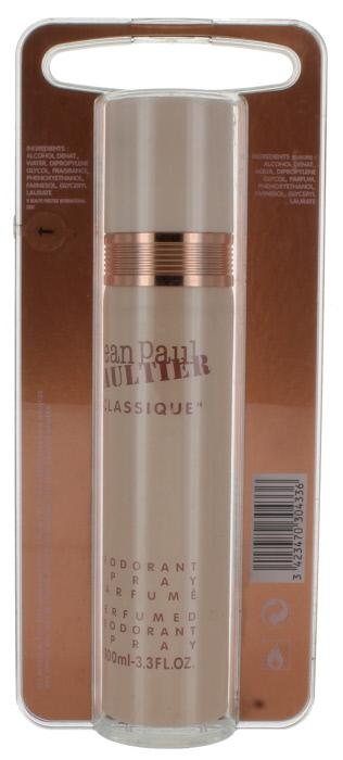 Image of Jean Paul Gaultier Classique (W) Deodorant Spray 3.3oz NIB
