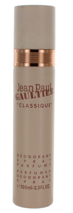 Image of Jean Paul Gaultier Classique (W) Deodorant Spray 3.3oz UB