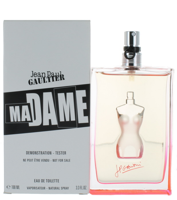 madame by jean paul gaultier for women edt perfume spray 3. Black Bedroom Furniture Sets. Home Design Ideas