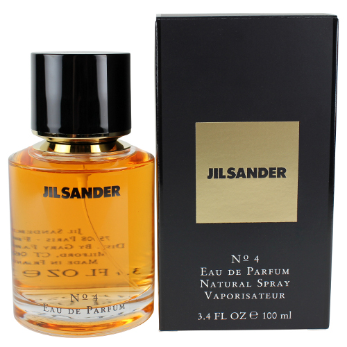 jil sander no 4 by jil sander for women edp perfume spray. Black Bedroom Furniture Sets. Home Design Ideas