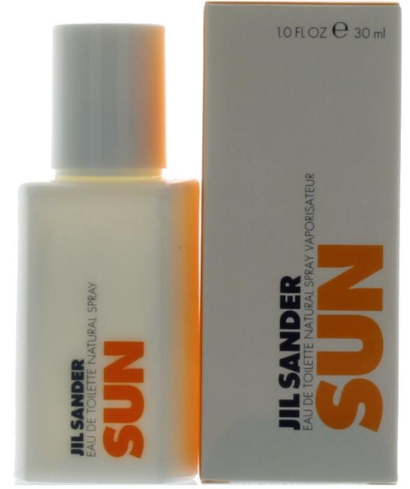 sander sun by jil sander for women edt perfume spray 1 oz. Black Bedroom Furniture Sets. Home Design Ideas