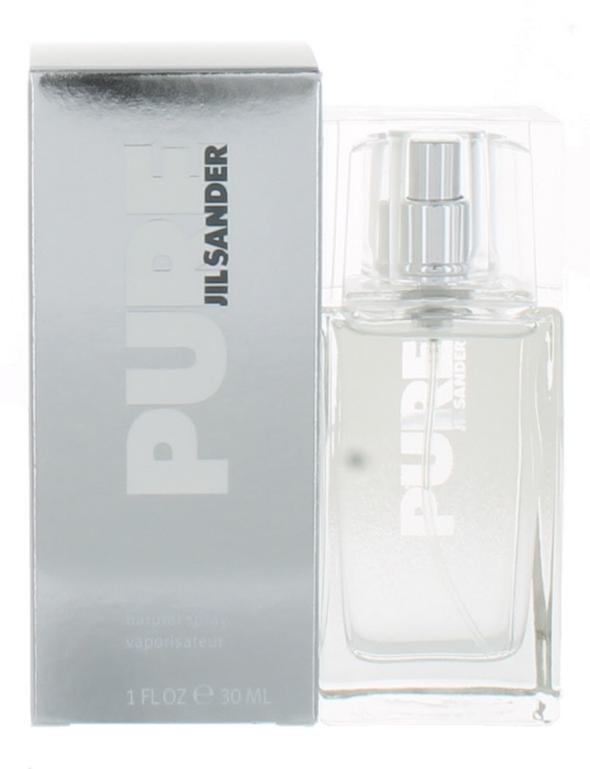 3414200490078 ean jil sander pure eau de toilette 30 ml. Black Bedroom Furniture Sets. Home Design Ideas