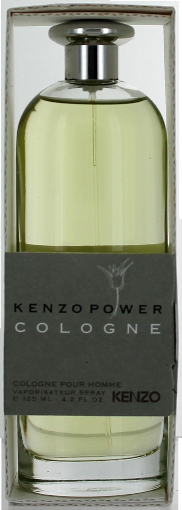 Kenzo Power (M) Cologne Spray 4.2oz NIB