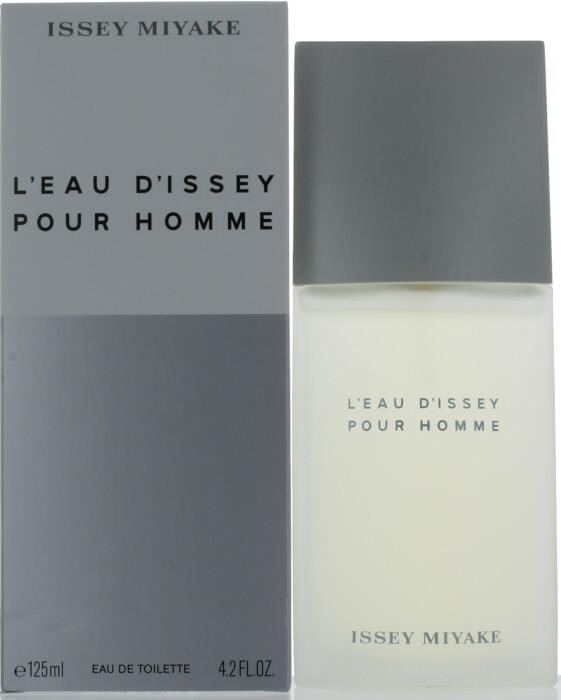 Issey Miyake L'Eau d'Issy Pour Homme (M) EDT Spray 4.2oz NIB
