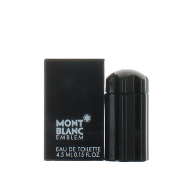 Mont Blanc Emblem (M) Mini EDT Splash .15oz NIB