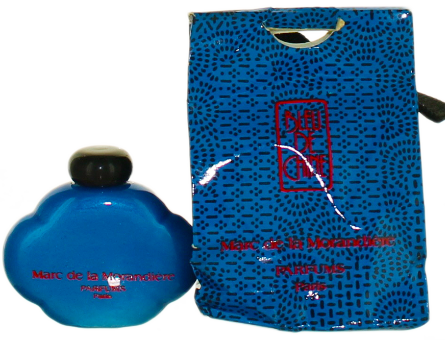 Marc de la Morandiere Bleu de Chine (W) EDT Splash 0.17oz DB