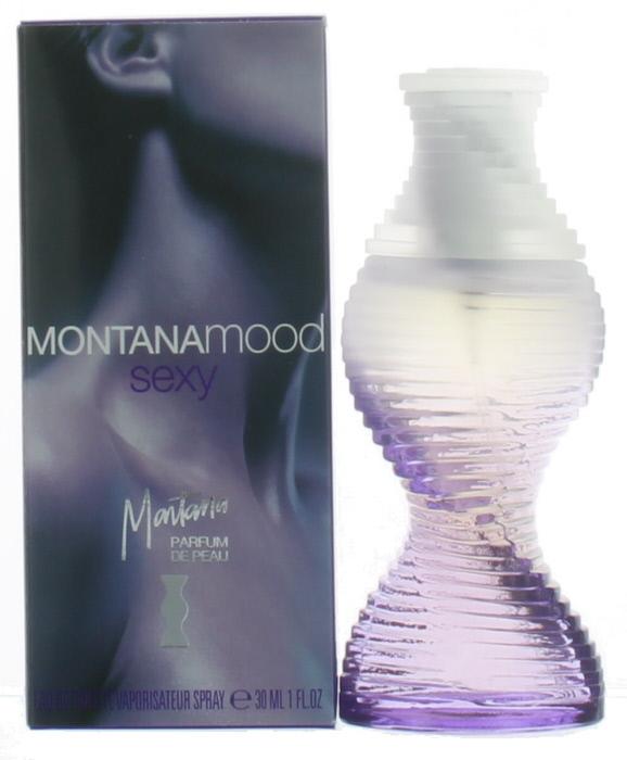Image of Montana Mood Sexy (W) EDT Spray 1oz NIB
