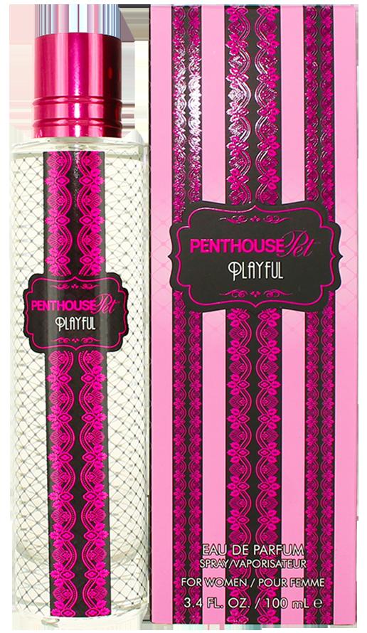 Penthouse Playful (W) EDP Spray 3.4oz NIB